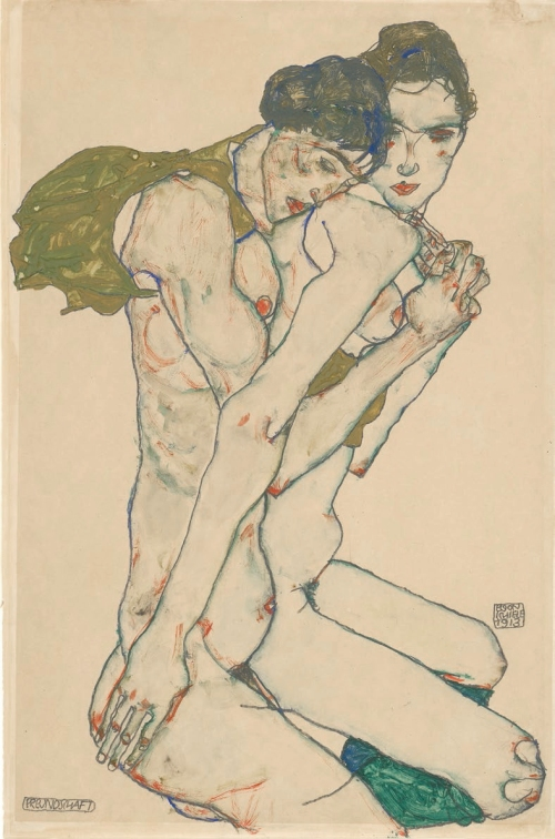 Schiele-Friendship