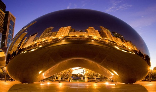 Cloud-Gate-sculpture-4
