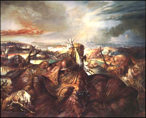 Otto Dix 1934-Flanders